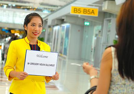 VIP Airport Meet Service
